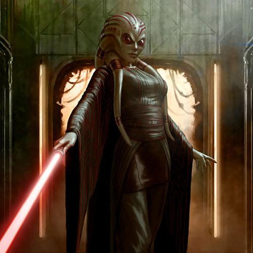 Makashi - Star Wars Drawings and Illustrations