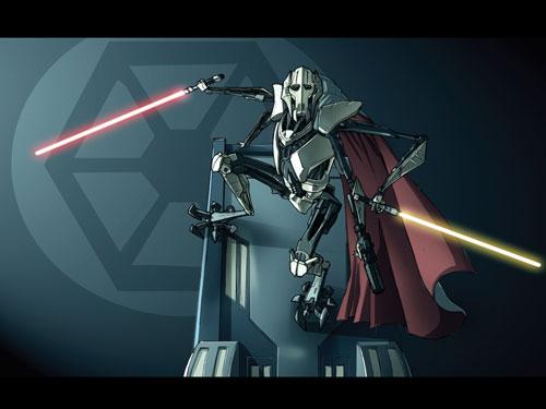 star wars wallpaper general grievous