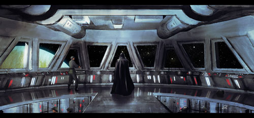 Renaissance - Star Wars Drawings and Illustrations