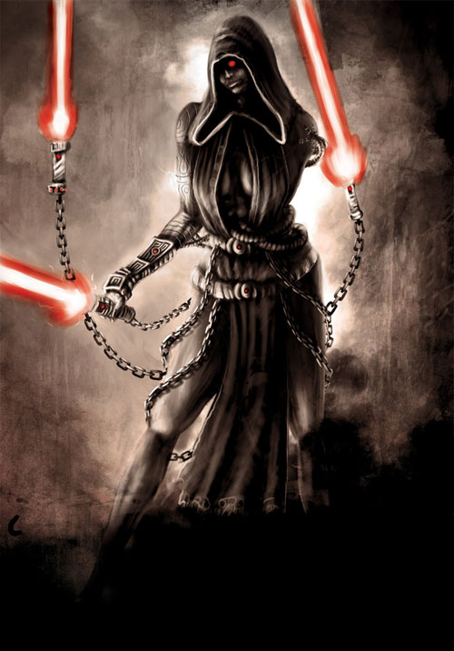 sith lordess - Star Wars Drawings and Illustrations