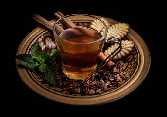 Tea made Special - Art of Still life photography