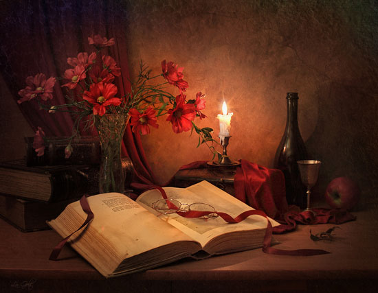 Forgotten sonnet - Art of Still life photography