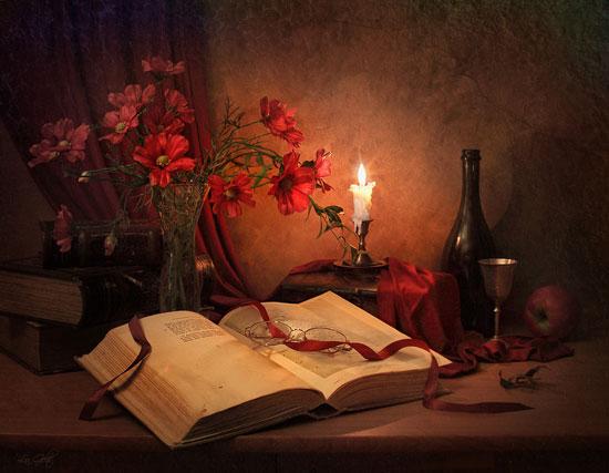 Forgotten sonnet - Art of Still life photography