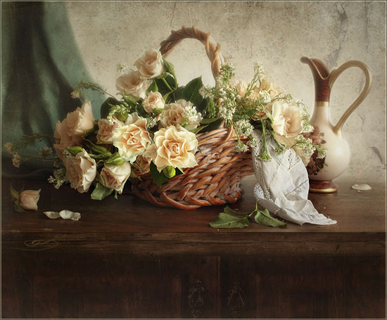 I'll give You a bouquet - Art of Still life photography