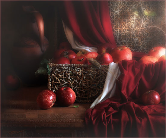 Only two - Art of Still life photography