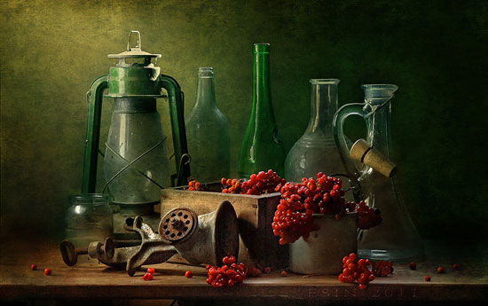 3 - Art of Still life photography
