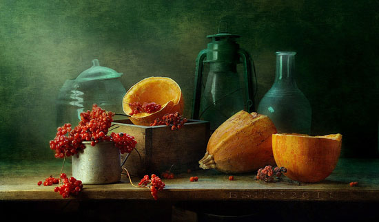 5 - Art of Still life photography
