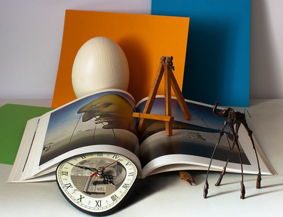 DALInism Still Life Photography