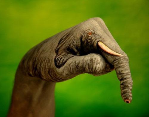 Hands art 5
