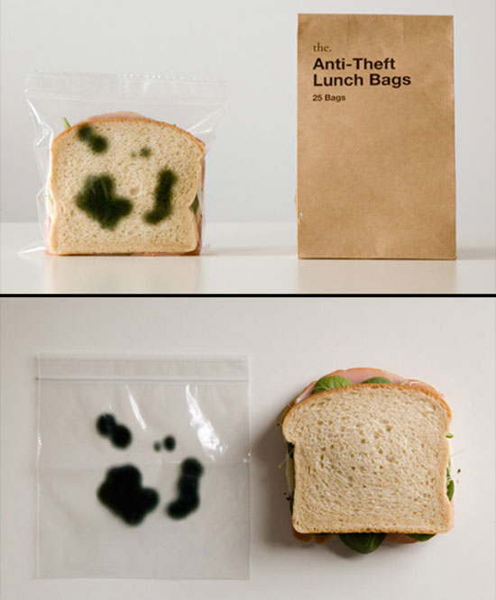 Anti Theft Lunch Bags Awesome Product Packaging Designs 44 Ideas