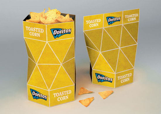 doritos awesome product packaging designs 44 ideas - Packaging Design Ideas