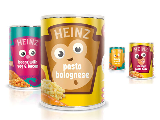 Heinz Baby Food Awesome Product Packaging Designs 44 Ideas