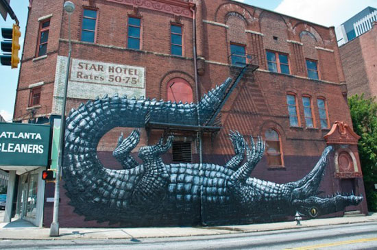 35 Cool Street art