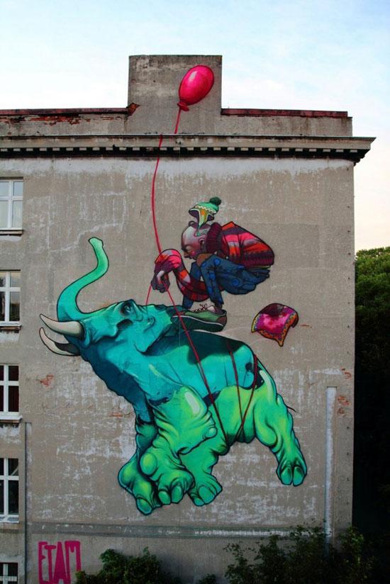16 Cool Street art