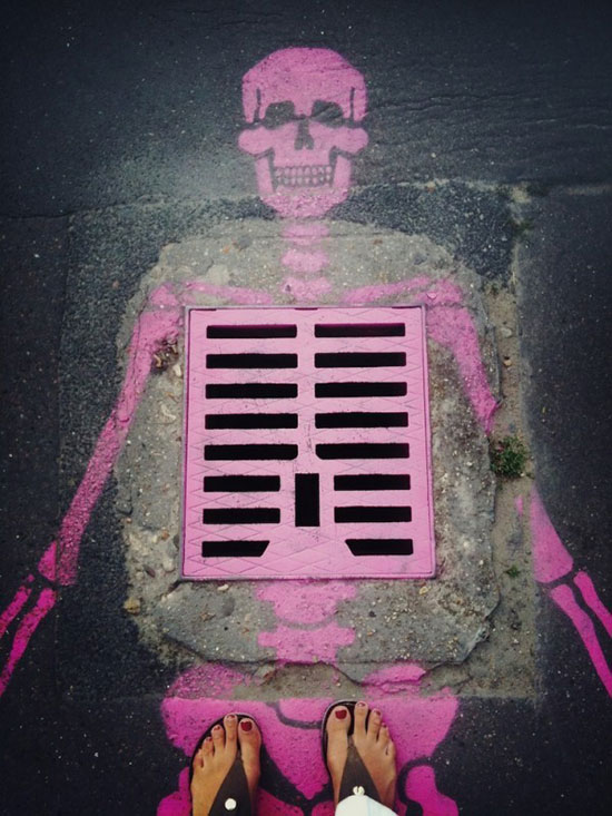 17 Cool Street art