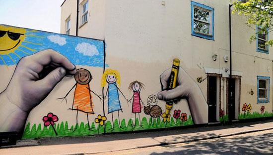 49 Cool Street art