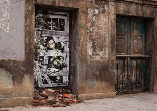 37 Cool Street art