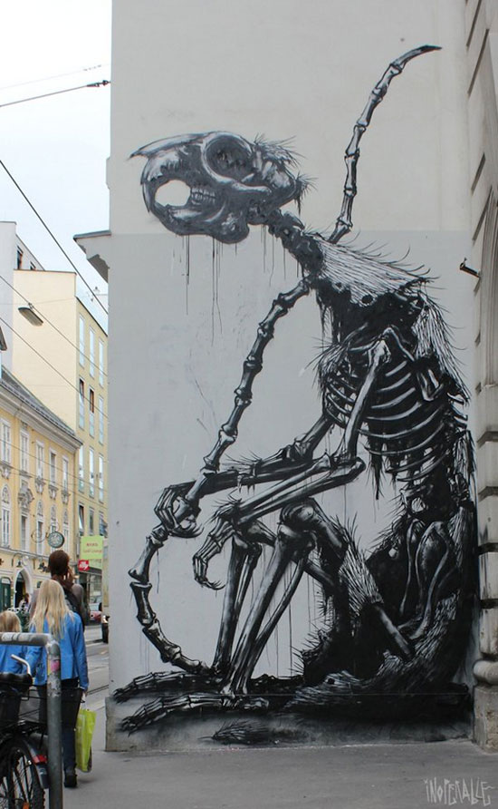 15 Cool Street art