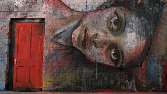 55 Cool Street art