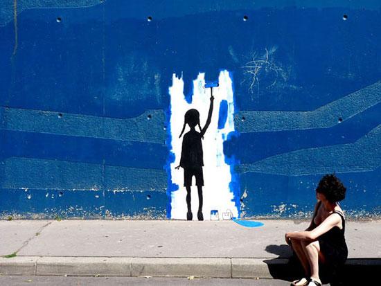 48 Cool Street art