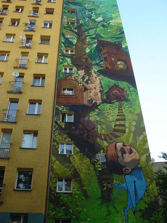 12 Cool Street art