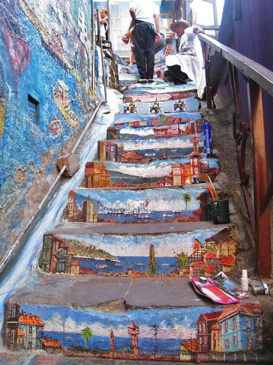 2 Cool Street art