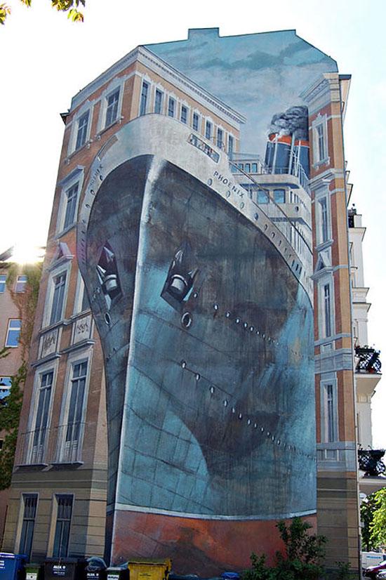 1 Cool Street art