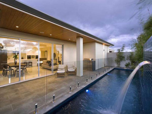 Crompton House in Woodville, Australia 2 architecture and interior design