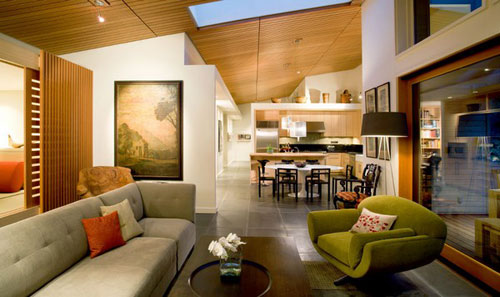 Hillside Residence in Missoula, Montana 2 architecture and interior design