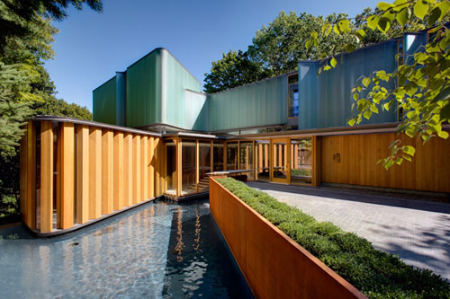 Integral House in Toronto, Canada 1 architecture and interior design