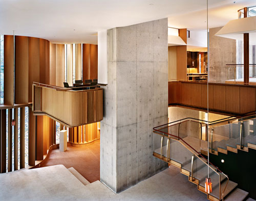 Integral House in Toronto, Canada 2 architecture and interior design
