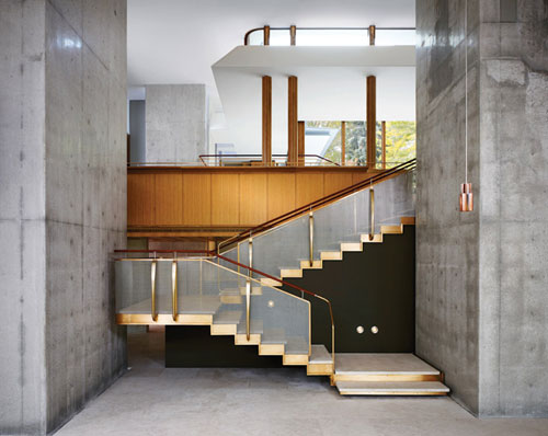 Integral House in Toronto, Canada 3 architecture and interior design