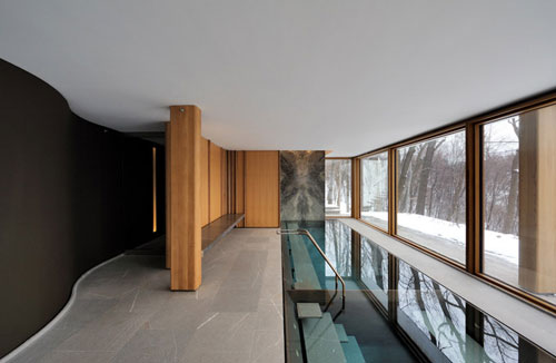 Integral House in Toronto, Canada 4 architecture and interior design
