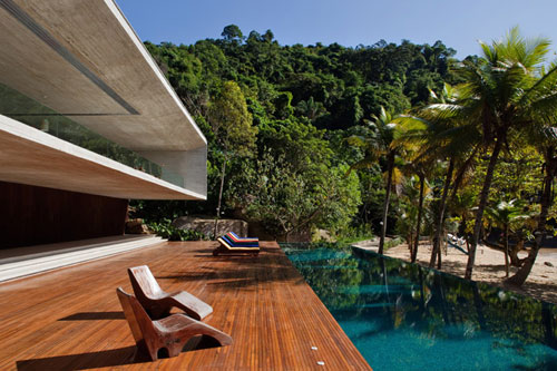 Paraty House in Brazil 1 architecture and interior design