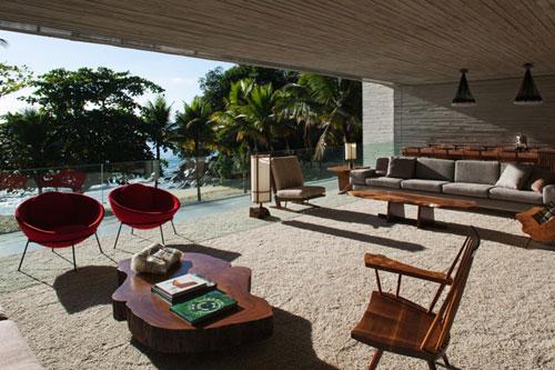 Paraty House in Brazil 2 architecture and interior design