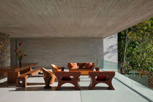 Paraty House in Brazil 3 architecture and interior design