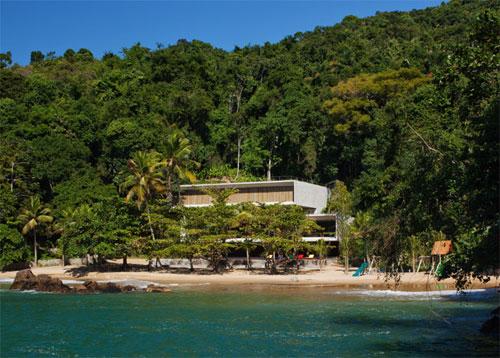 Paraty House in Brazil 5 architecture and interior design