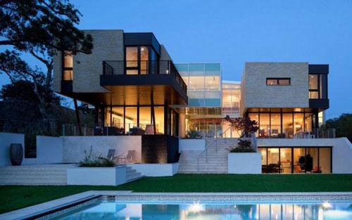 River Road House in Florida, USA 1 architecture and interior design