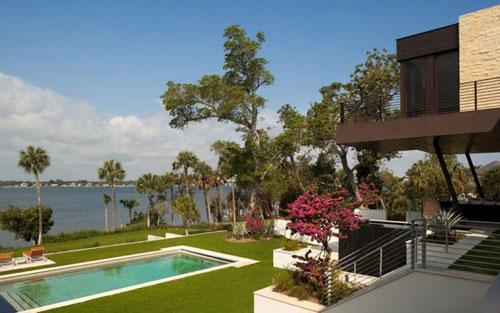 River Road House in Florida, USA 2 architecture and interior design