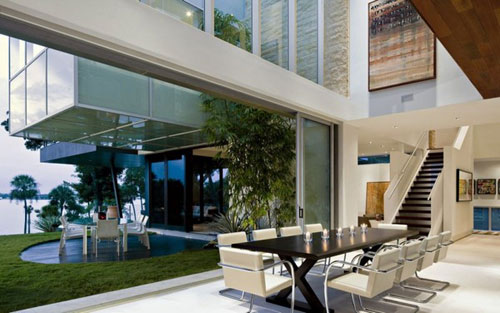 River Road House in Florida, USA 3 architecture and interior design