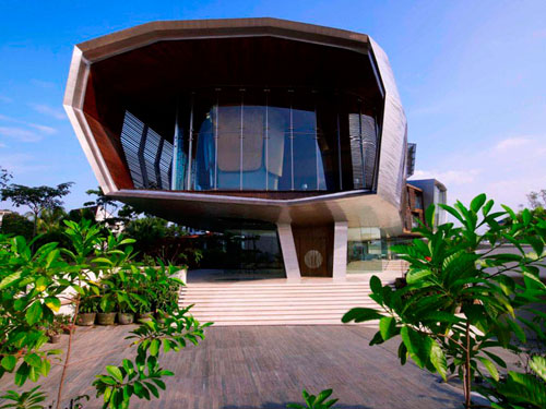 YTL Residence in Kuala Lampur 1 architecture and interior design