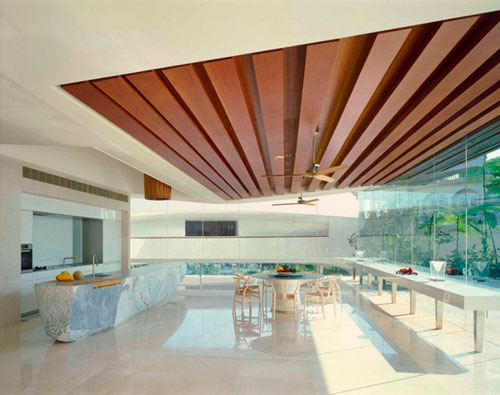 YTL Residence in Kuala Lampur 3 architecture and interior design