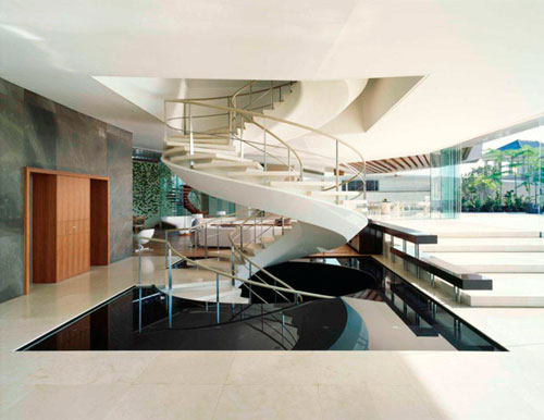 YTL Residence in Kuala Lampur 5 architecture and interior design