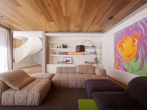 Yarra House in Melbourne 3 architecture and interior design