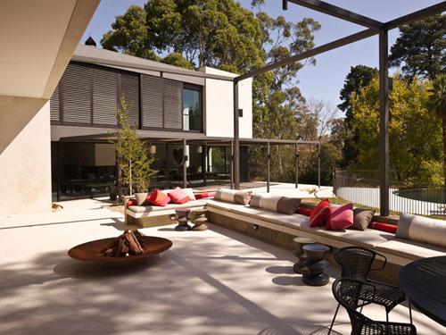 Yarra House in Melbourne 5 architecture and interior design