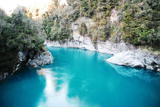 Hokitika gorge, New Zealand Nature Photography