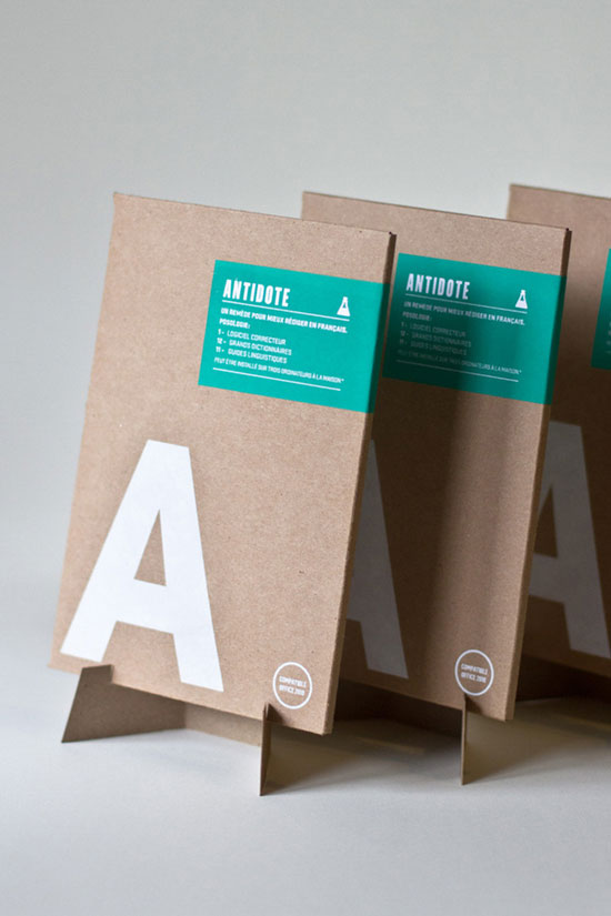 Antidote Software 1 Sustainable Package design
