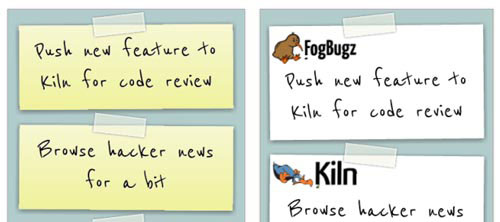 Sticky Notes with CSS3