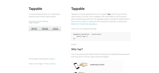 Tappable
