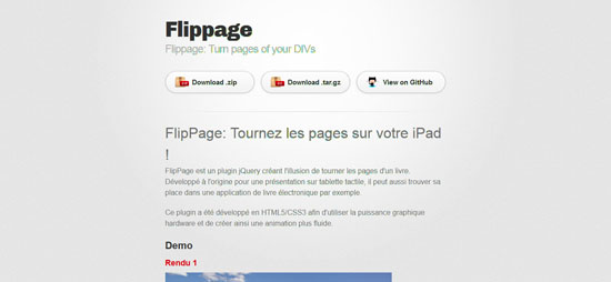 FlipPage